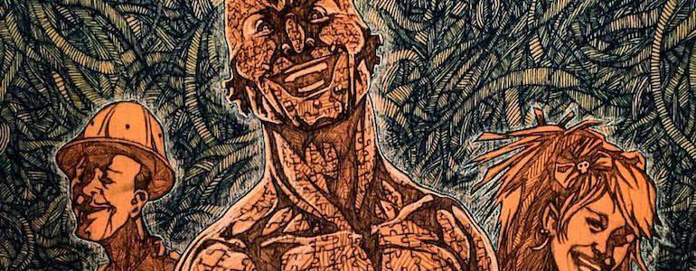 Lasers, Cocaine, & Wood Make Art: Daniel Crosier Interview