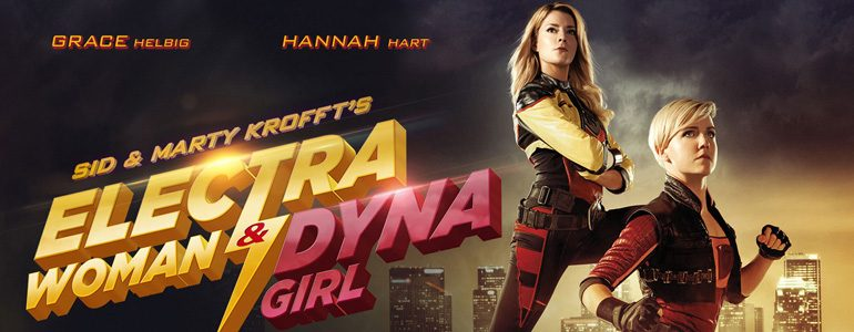 'Electra Woman and Dyna Girl' Theatrical Review