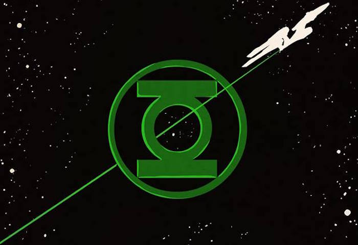 IDW Publishing and DC Entertainment Announce Two New Crossovers Star Trek Green Lantern