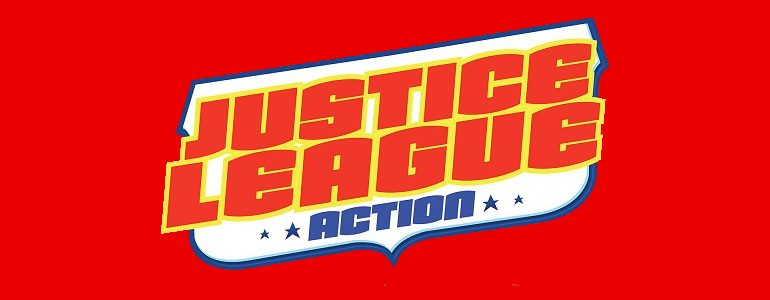 'Justice League Action' is Coming to Cartoon Network
