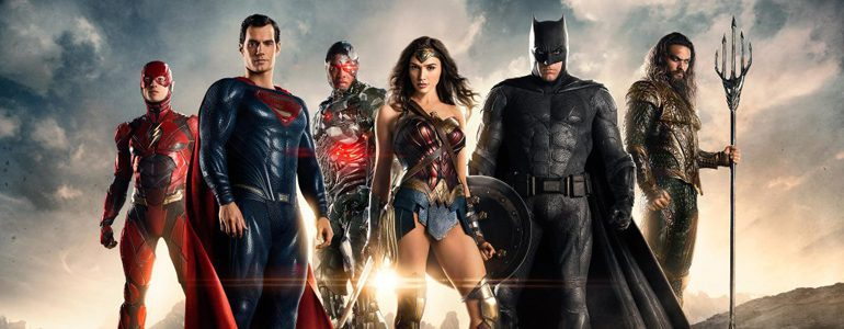 'Justice League' Footage Premiers at SDCC