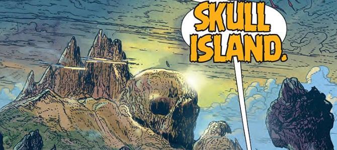 Kong of Skull Island #1: The Island Itself
