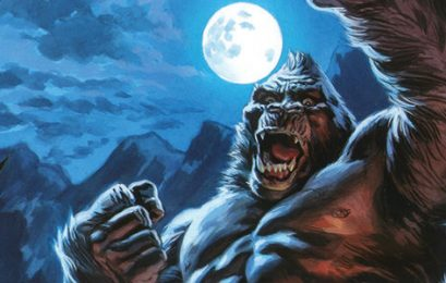 'Kong of Skull Island #1' Comic Review