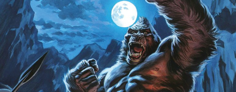 'Kong of Skull Island #1' Comic Review