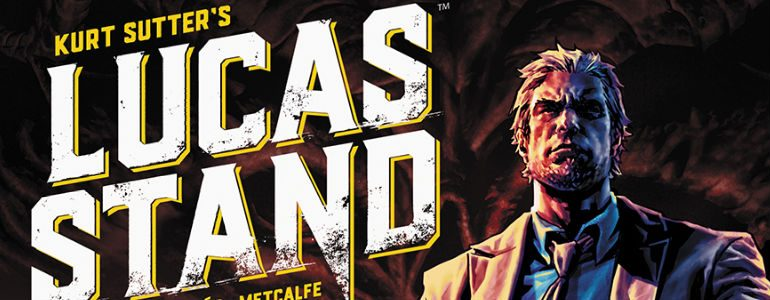 'Lucas Stand #1' Comic Review