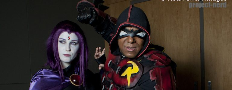 Robin & Raven Cosplay Gallery