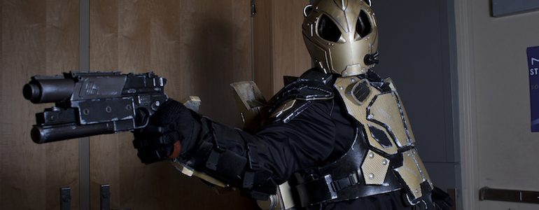 Rocketeer 2000 Takes Off with Amazing Cosplay