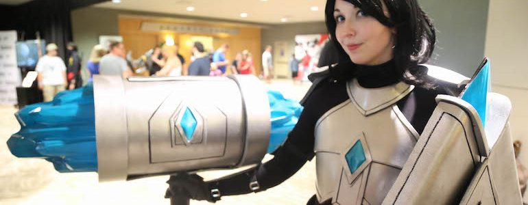 The Cosplay of O Comic Con 2016 (Gallery 1)