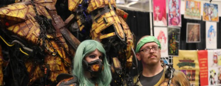 The Cosplay of O Comic Con 2016 (Gallery 4)
