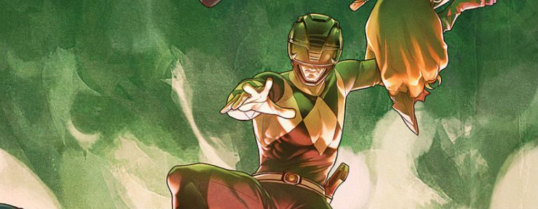 'Mighty Morphin Power Rangers #5' Comic Book Review