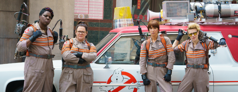 """Ghostbusters"" Theatrical Review"