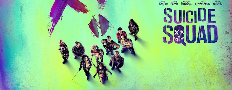 New SDCC 'Suicide Squad' Footage Has Us Excited