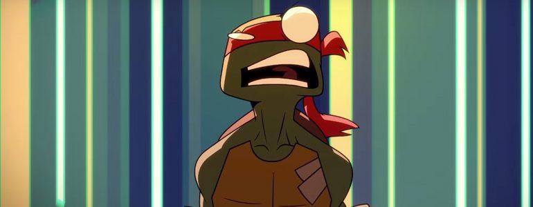 Watch All Three Teenage Mutant Ninja Turtle SDCC Short Films