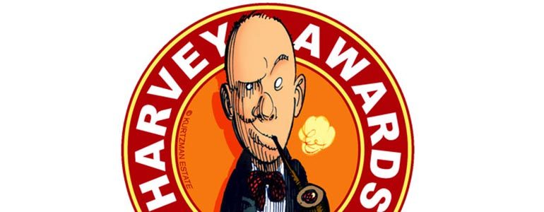 2016 Harvey Awards Nominees Announced!