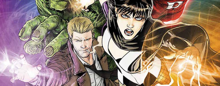 'Justice League Dark' Animated Film Confirmed