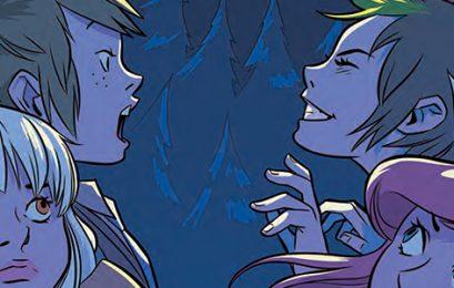 'Lumberjanes/Gotham Academy' #2 Comic Review