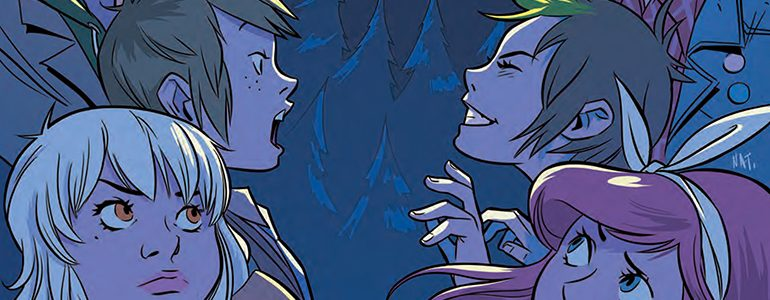 'Lumberjanes/Gotham Academy' #2 Comic Review