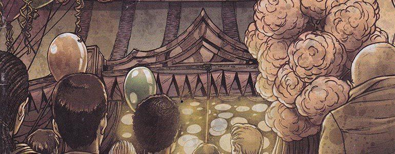'Pirouette' #1 Comic Review