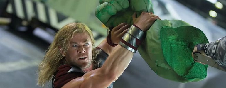 'Thor: Ragnarok' Panel and Preview from SDCC Does Not Disappoint!