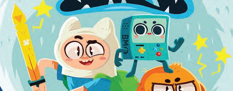 'Adventure Time Comics' #1 Comic Review