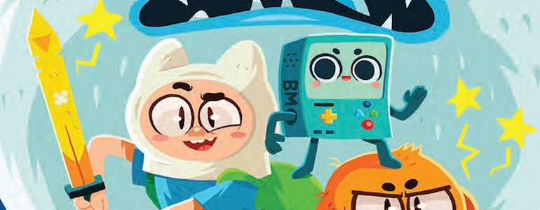 'Adventure Time Comics' #1 Comic Review