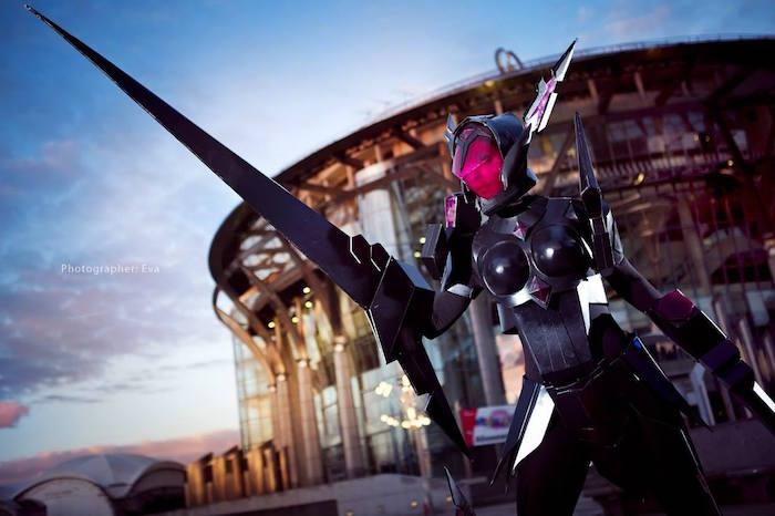 Alexandra Reismontel Black Lotus 1