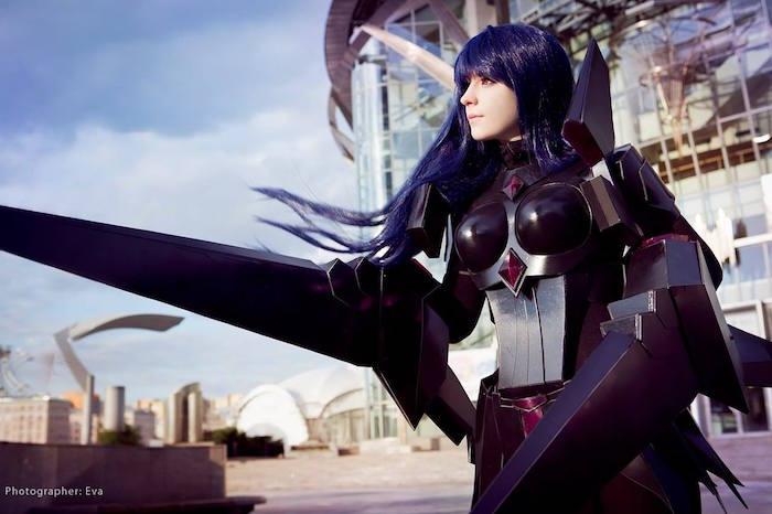 Alexandra Reismontel Black Lotus 8