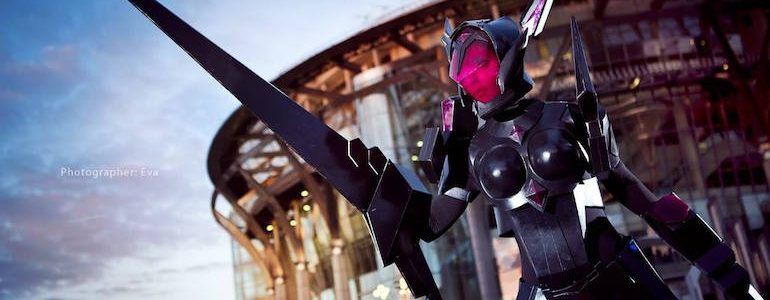 This Black Lotus Cosplay is Killer