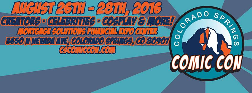 Colorado Springs Comic Con