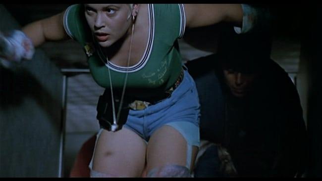"""""""Sorry everyone. I tried."""" - Alyssa Milano's shorts."""