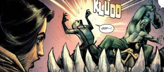 Devolution Graphic Novel: A Terrible Leader