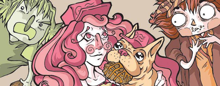 It's All Pugs & Baked Goods With Ali Cantarella (Interview)