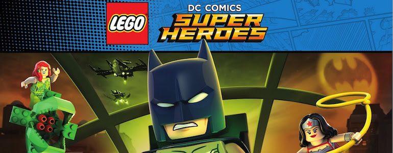 'Justice League: Gotham City Breakout' Review