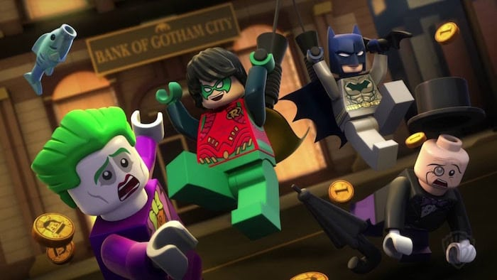 Justice League Gotham City Breakout Screenshot