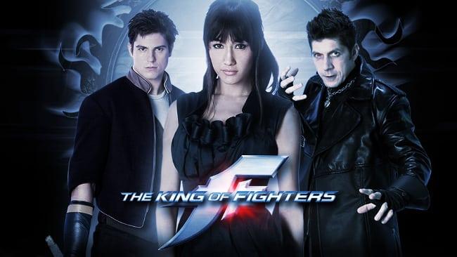 KingofFightersX