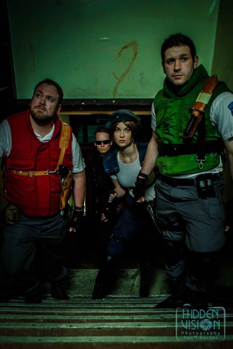 Nlightened Resident Evil Shoot 1