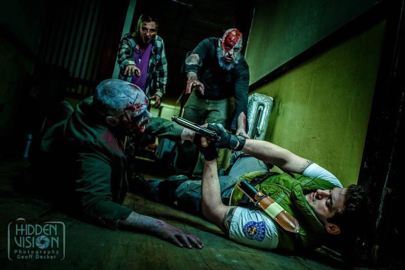 Nlightened Resident Evil Shoot 10