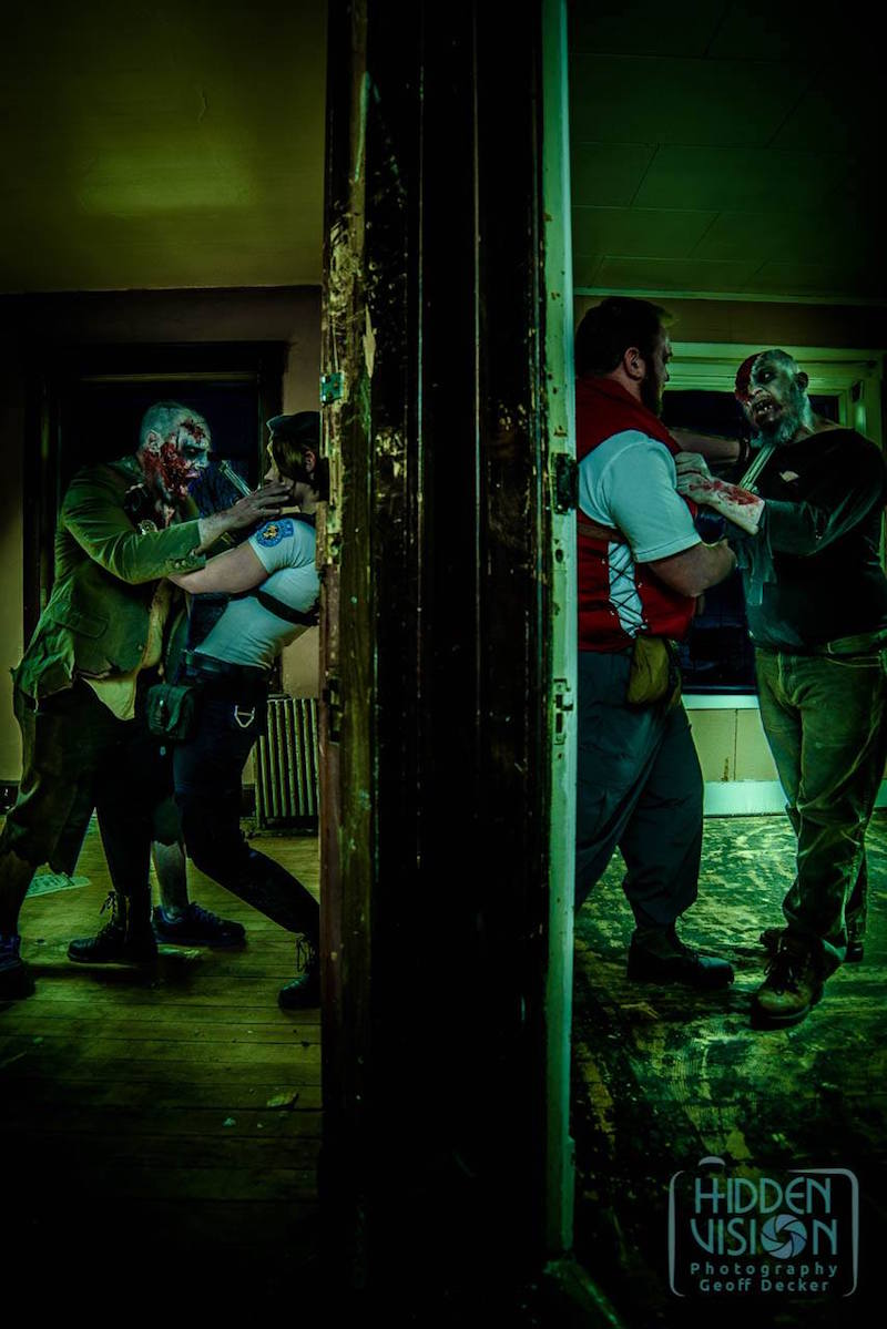 Nlightened Resident Evil Shoot 11