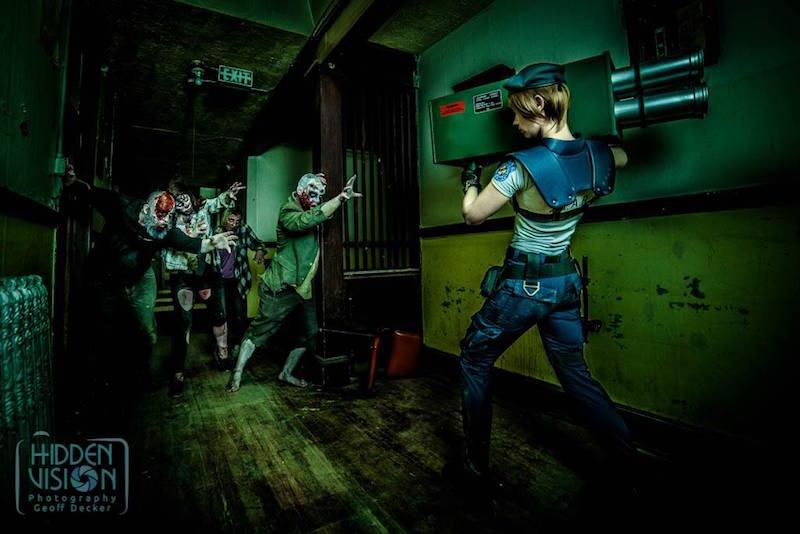 Nlightened Resident Evil Shoot 12