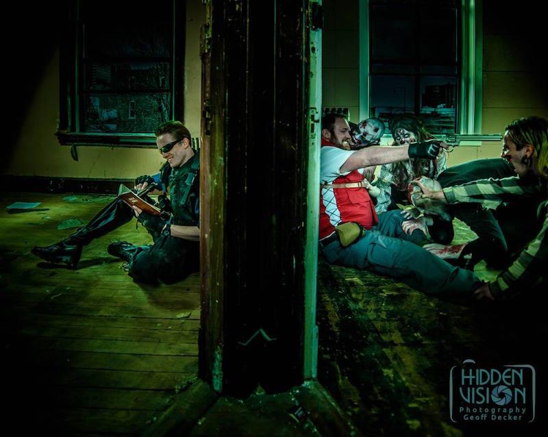 Nlightened Resident Evil Shoot 13