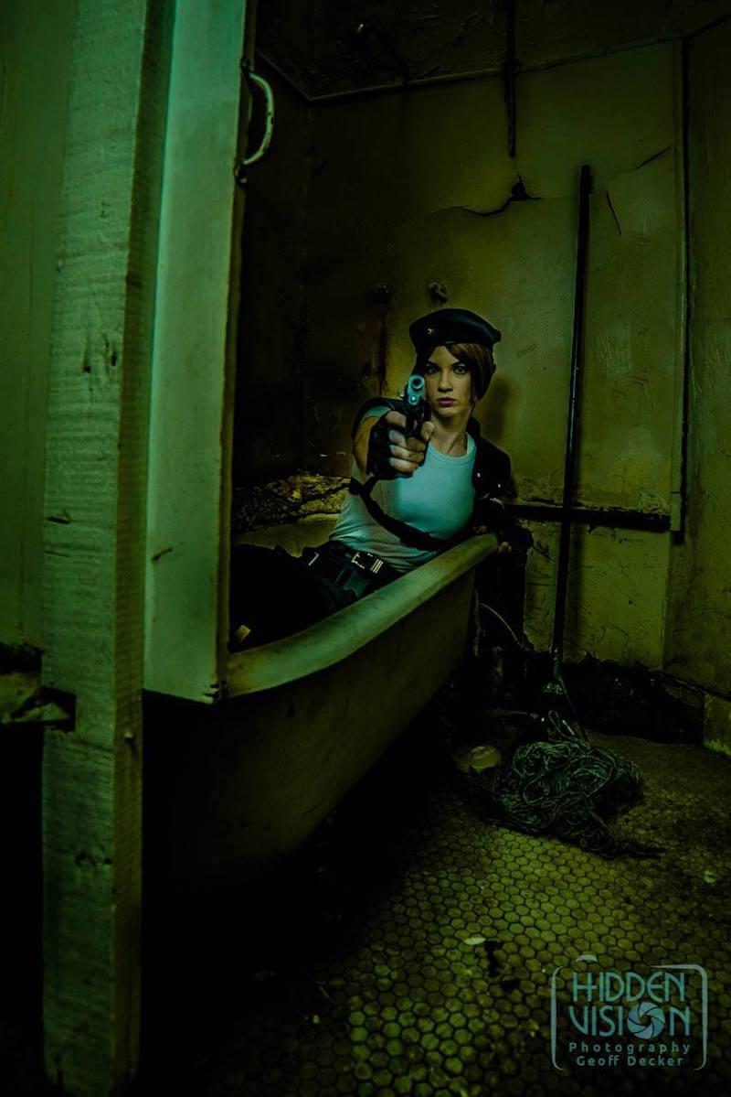 Nlightened Resident Evil Shoot 5