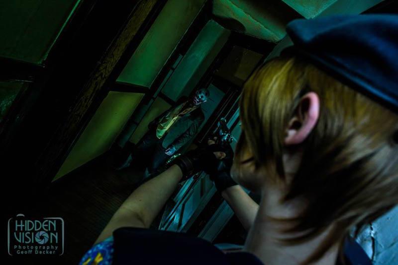 Nlightened Resident Evil Shoot 6