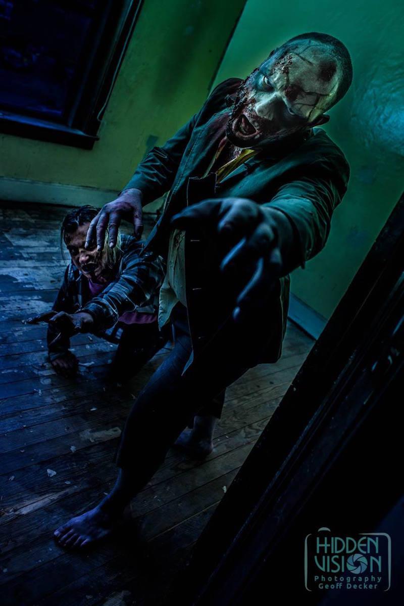 Nlightened Resident Evil Shoot 7