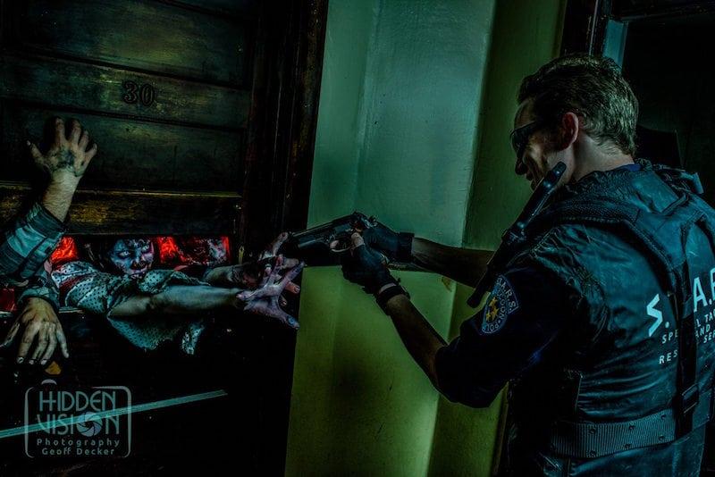 Nlightened Resident Evil Shoot 8