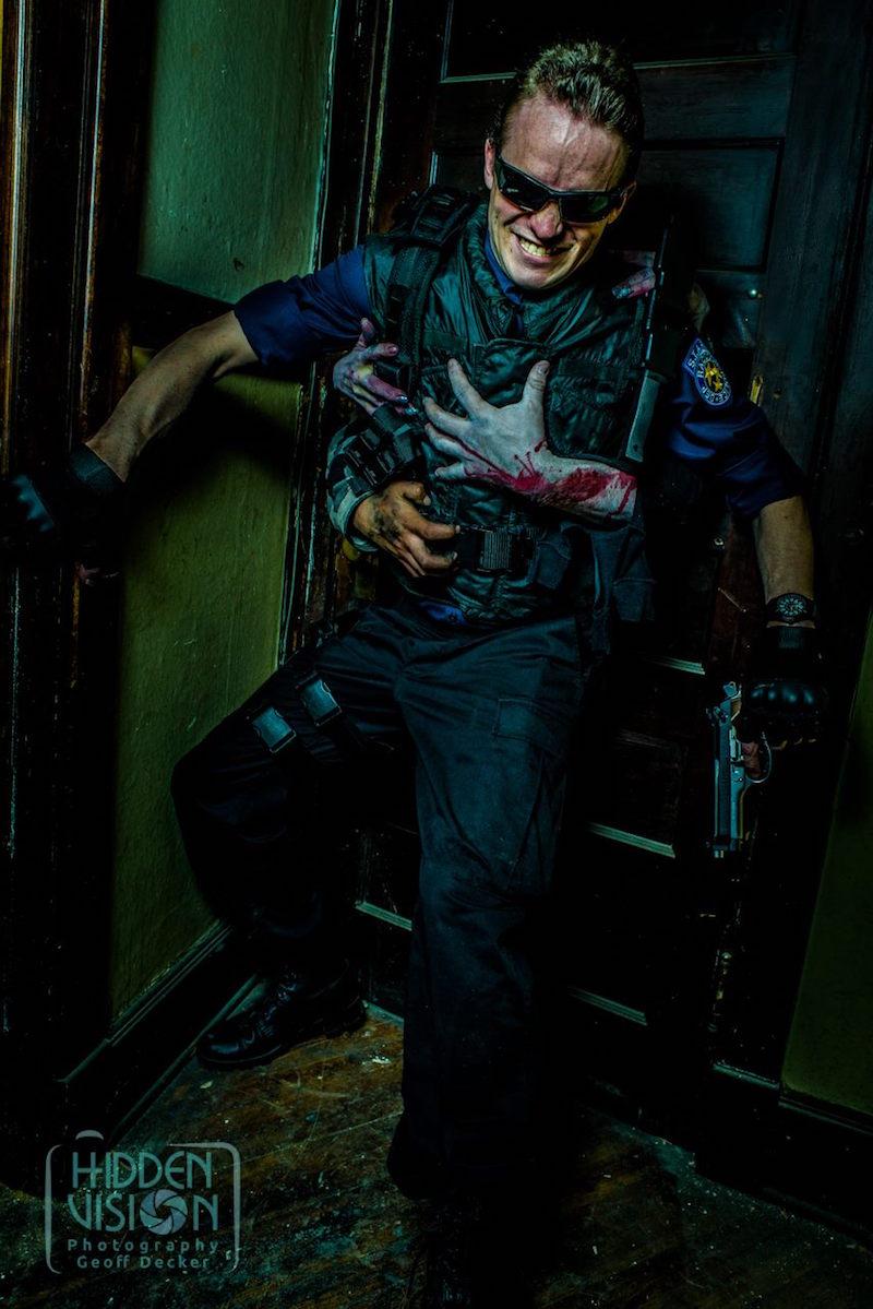 Nlightened Resident Evil Shoot 9