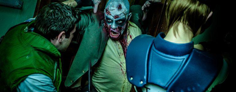 Denver Survives the Zombie Apocalypse (Cosplay)