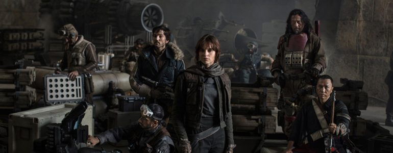 Watch the New Trailer for 'Rogue One: A Star Wars Story'