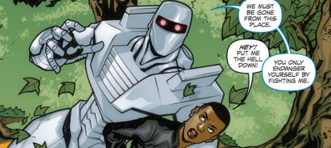 Rom #1: The Only Human