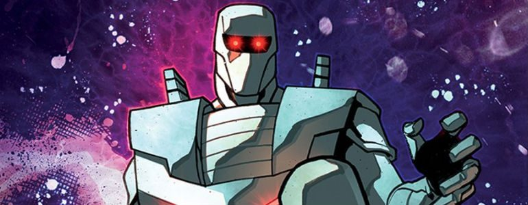 'Rom #1' Comic Review