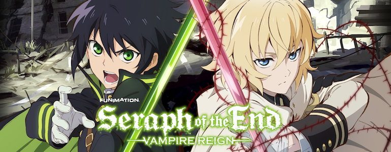 'Seraph of the End' Blu-ray Review